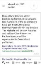 ok google 2015 state election qldvotes
