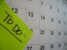 to do list to help prioritise your online marketing
