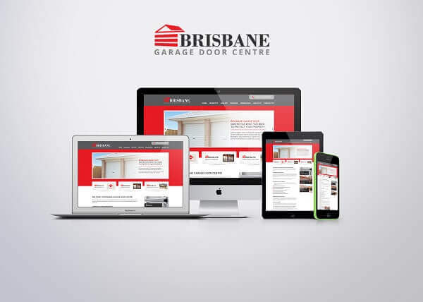 brisbane garage door centre responsive view